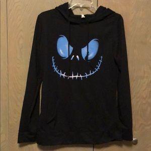 Sweaters - Jack Skellington hoodie